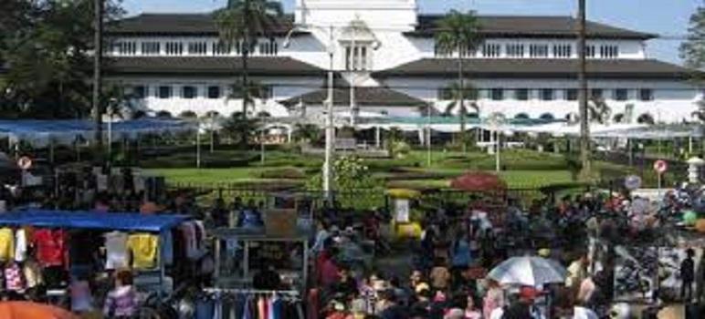 Tempat Belanja Murah di Bandung Gasibu