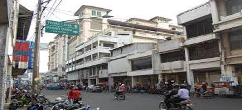 Tempat Belanja Murah di Bandung Pasar Baru