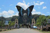 Rumah-Kepompong Taman Kupu-Kupu Bandung