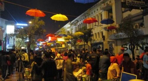 Tempat Wisata Braga City Nite Di Bandung