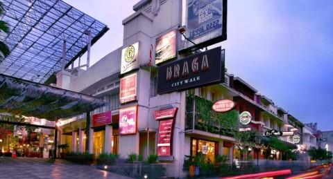 Tempat Wisata Braga City Walk Di Bandung