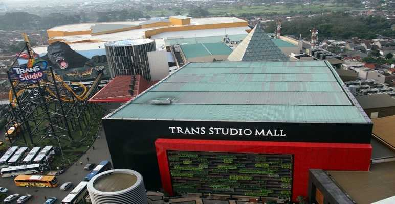 Kompleks Trans Studio Bandung