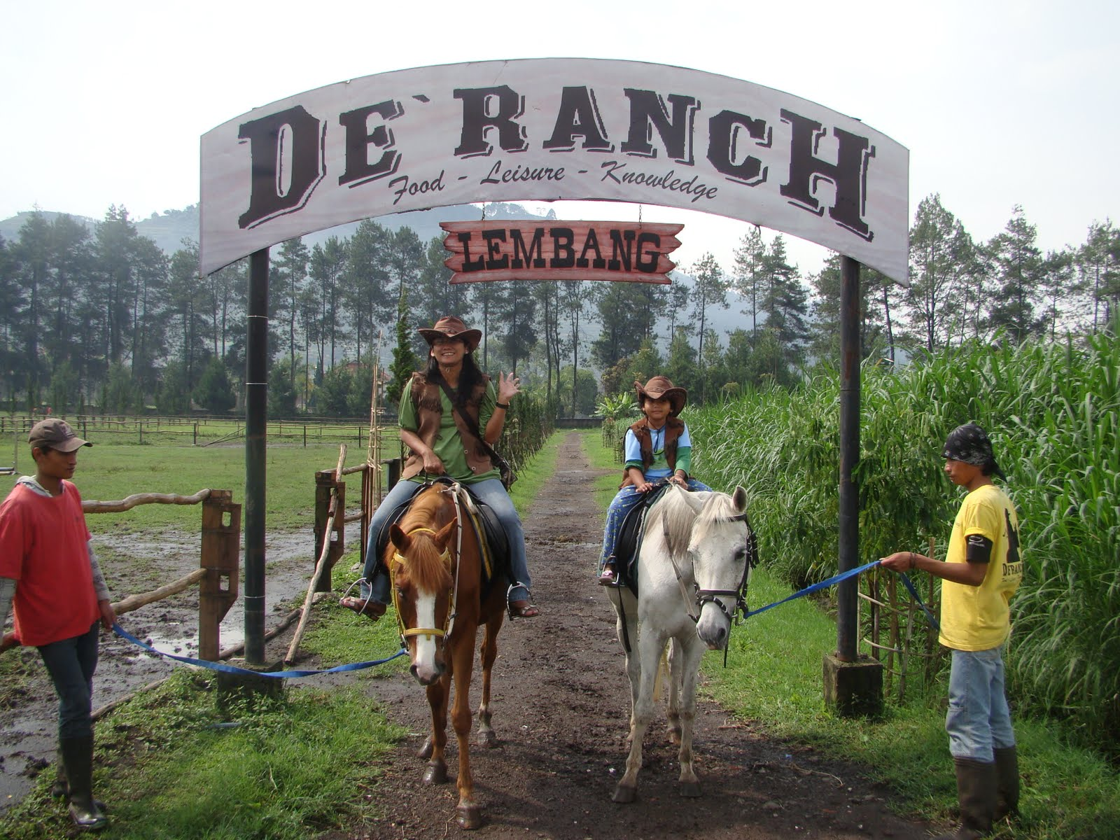 d' ranch lembang