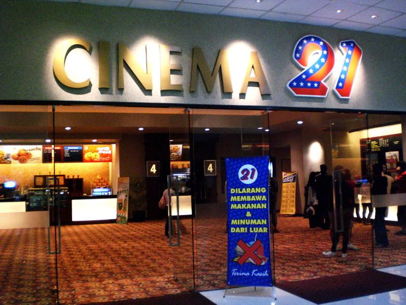 Cinema XXI Di Jlan Braga