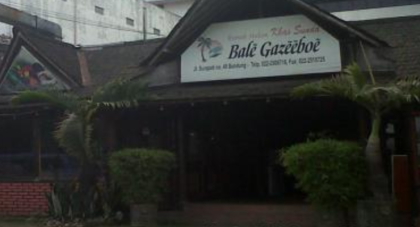Tempat Wisata Kuliner Di Bandung Bale Gazeebo