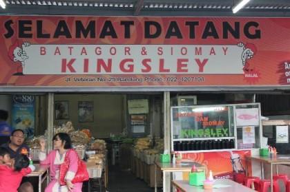 Tempat Wisata Kuliner Di Bandung Batagor kingsley