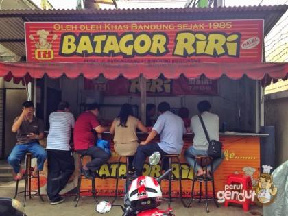 Tempat Wisata Kuliner Di Bandung Batagor Riri