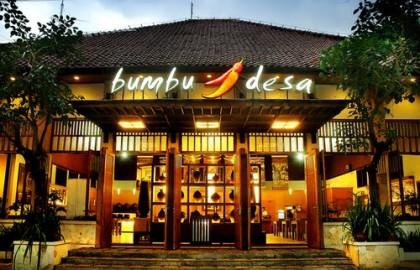 Tempat Wisata Kuliner Di Bandung Bumbu desa