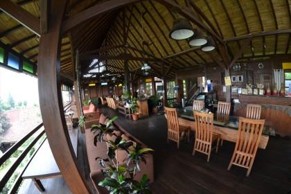 Tempat Wisata Kuliner Di Bandung Lisung Resto Cafe