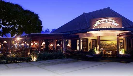 tempat wisata kuliner di bandung roemah nenek resto cafe