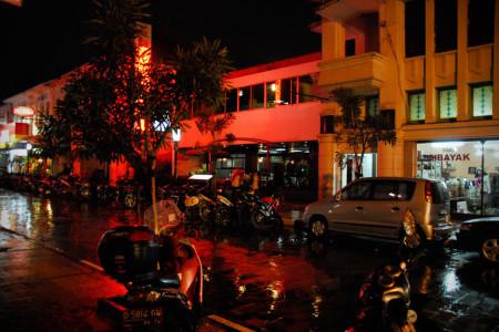Tempat Wisata Di Bandung Jalan Braga City Walk