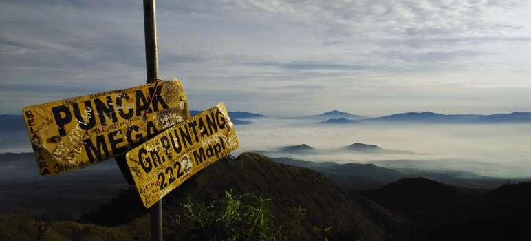 Gunung Puntang Info Pendakian Camping Harga Tiket Masuk Terbaru
