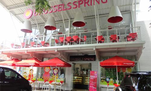 Tempat Wisata Kuliner es krim di bandung