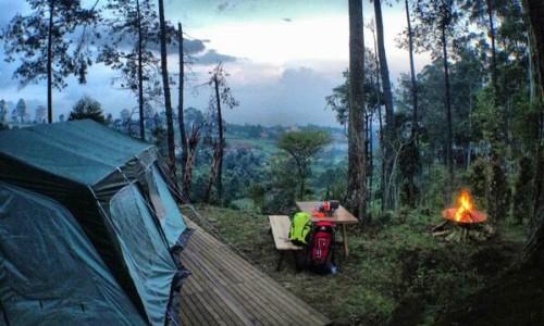 Eagle Camping Ground Dusun Bambu Lembang Bandung