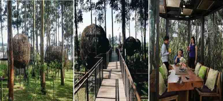 Lutung Kasarung Dusun Bambu Lembang Bandung