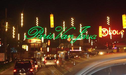 Mall Bandung - Paris Van Java Mall