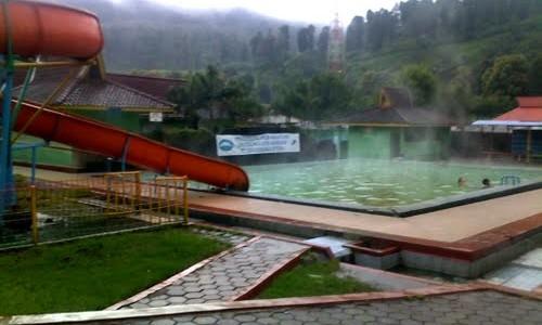 Pemandian Air Panas Cimanggu Ciwidey