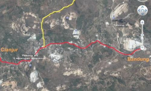 Map Gua Pawon