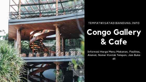 Congo Galerry & Cafe Dago Bandung 1