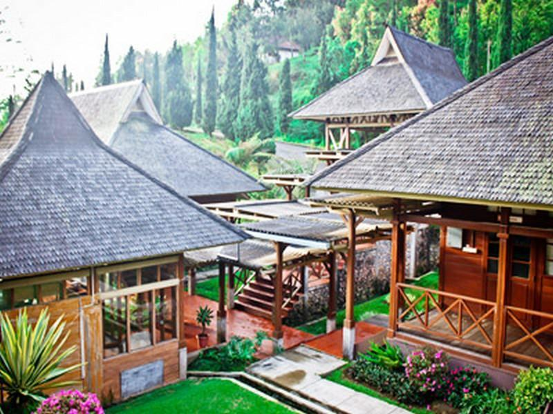 Penginapan Murah Di Ciwidey Patuha Resort Kawah Putih