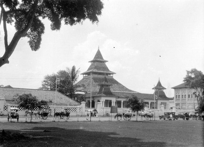 Sejarah Alun Alun Bandung
