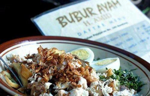Bubur Ayam Bandung H Amid