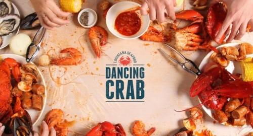 Dancing Crab Bandung