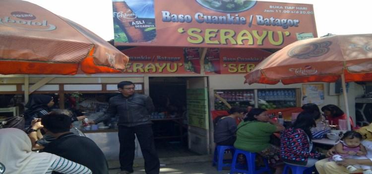 Cuanki Bandung Serayu