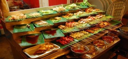 Kuliner Kaki Lima Bandung