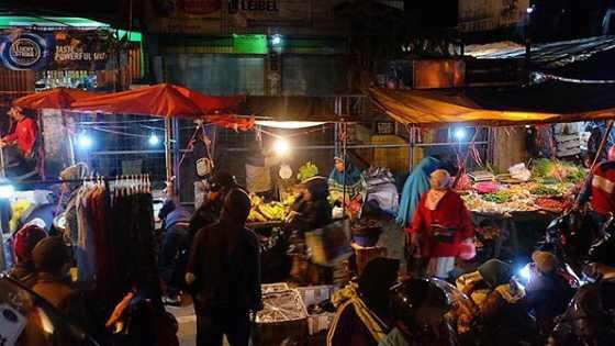 Pasar Lembang Bandung