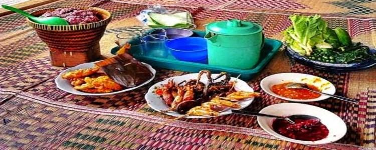 Harga Makanan di Punclut Bandung
