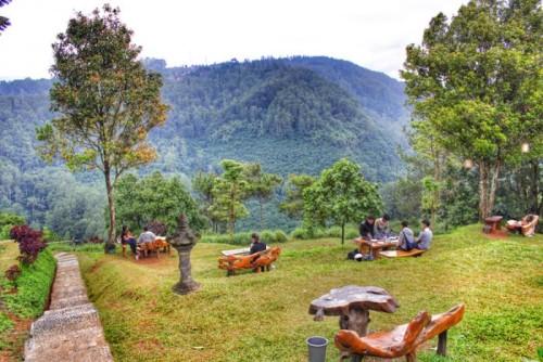 D'Pakar Bandung Dago Cafe