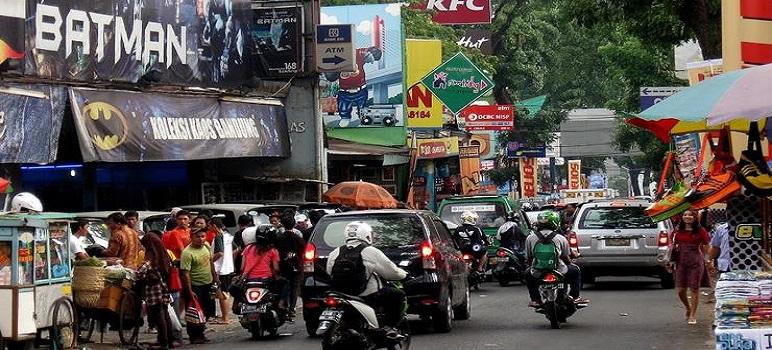 Tempat Belanja Murah di Bandung Cihampelas