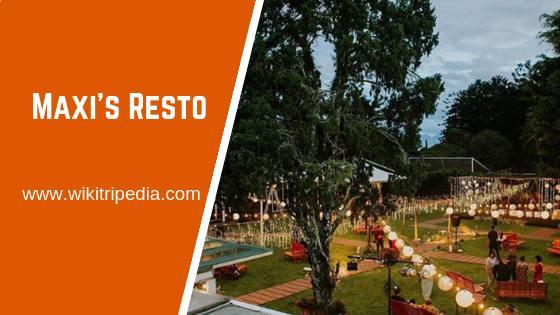 Maxi's Resto Bandung