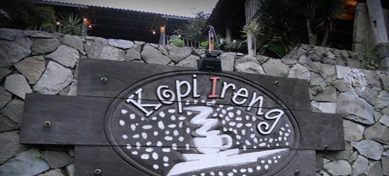 Tempat Makan Romantis Di Bandung Cafe Kopi Ireng