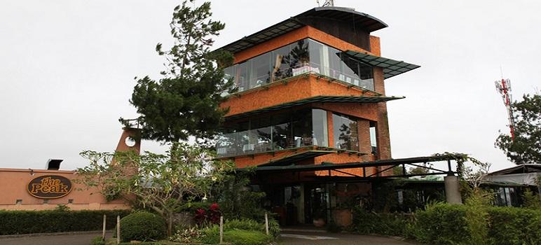 Tempat Makan Romantis Di Bandung The Peak