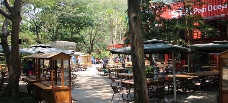 Tempat Makan Romantis Di Bandung Dine & Nite Eatery