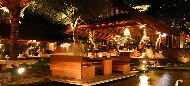 Tempat Makan Romantis Di Bandung Atmosphere