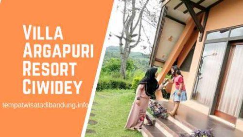 Tipe Harga Dan Fasilitas Villa Argapuri Resort Ciwidey