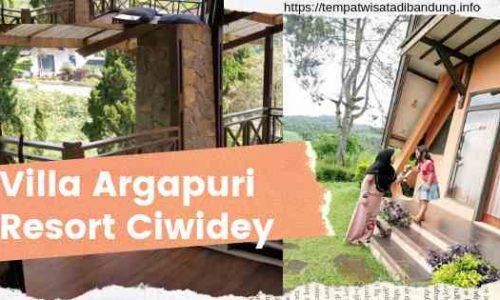 Villa Argapuri Resort Ciwidey Bandung
