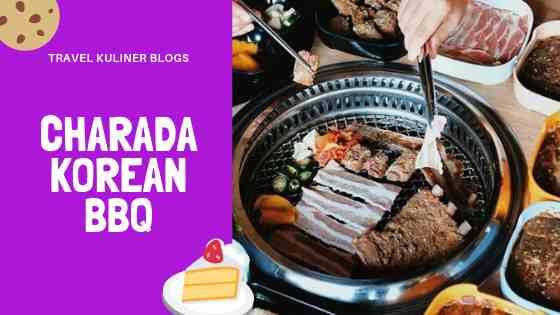 Charada Korean BBQ Bandung