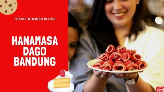 Hanamasa Dago Bandung