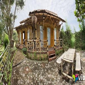 Hotel Murah Di Lembang Bamboo Village by Villa