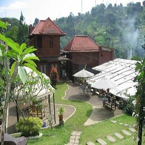 Hotel Murah Di Lembang Bantal Guling Villa