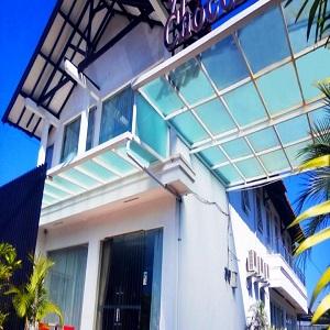Hotel Murah di Lembang Villa Chocolate