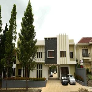 Hotel Murah di Lembang Villa Puri Teras
