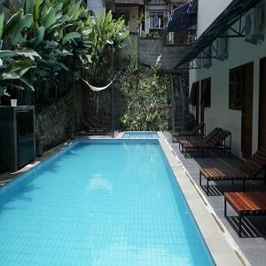 Hotel Murah di Lembang Hotel Augusta
