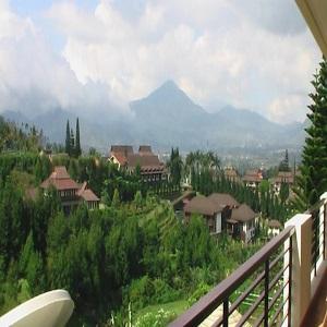 Hotel Murah Di Lembang Puri Bernadi Guest House