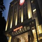 Hotel di Dago Bandung Tune Hotel