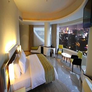 Hotel di cihampelas bandung best 18 cheapest hotel for Dekor kamar hotel di bandung